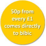 Win £25k with bibic lottery