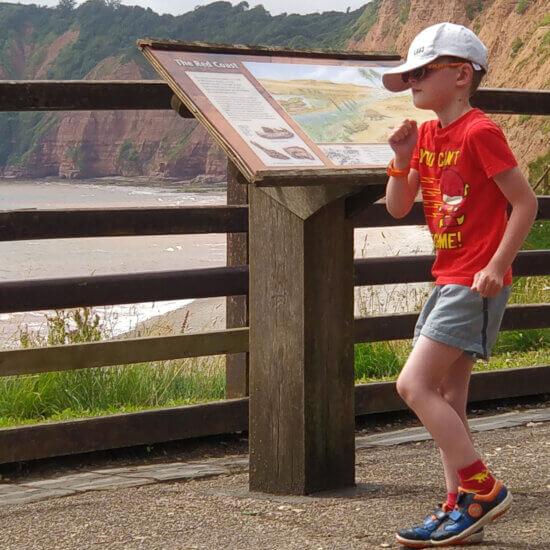 bibic-boy-walking-fundraising-challenge